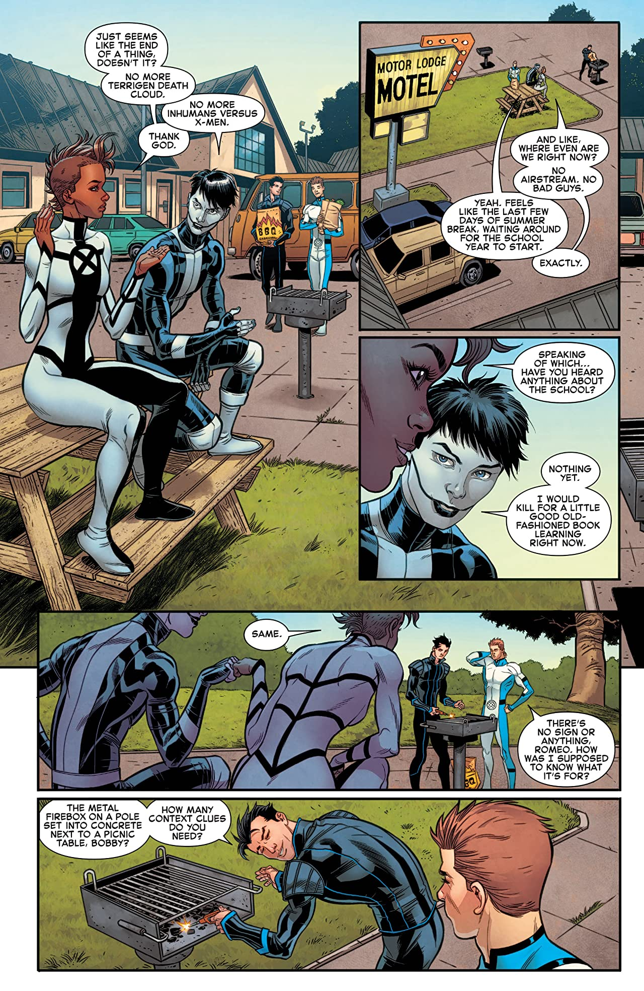 All-New X-Men (2015-2017) #19