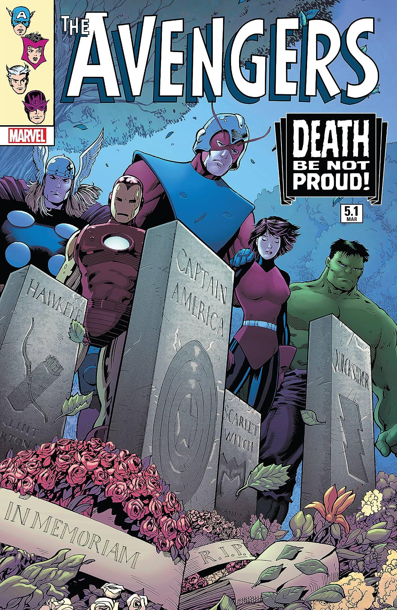 Avengers (2016-) #5.1