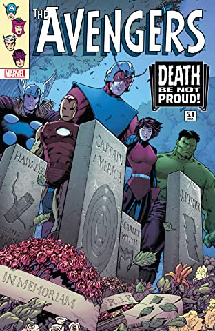 Avengers (2016-2018) No.5.1