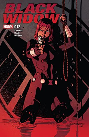 Black Widow (2016-) #12