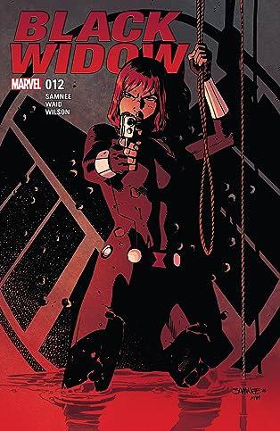 Black Widow (2016-2017) #12