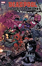 Deadpool & The Mercs For Money (2016-2017) #9