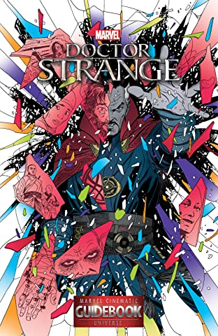 Guidebook to the Marvel Cinematic Universe - Marvel's Doctor Strange No.1