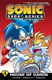 Sonic Saga Series Vol. 4: House of Cards