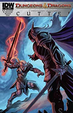 Dungeons & Dragons: Cutter #5 (of 5)