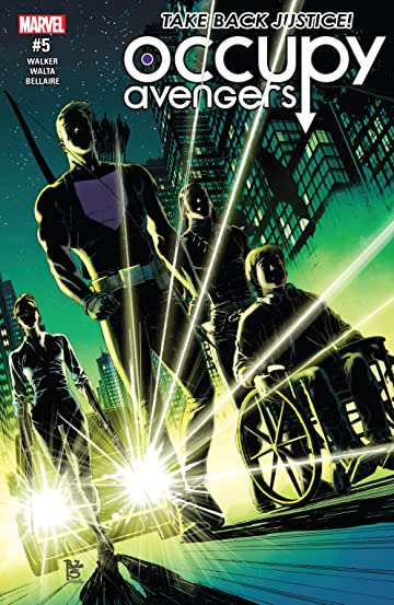 Occupy Avengers (2016-2017) #5