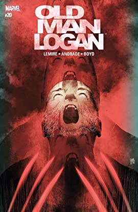 Old Man Logan (2016-2018) #20