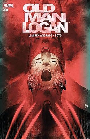 Old Man Logan (2016-2018) #20