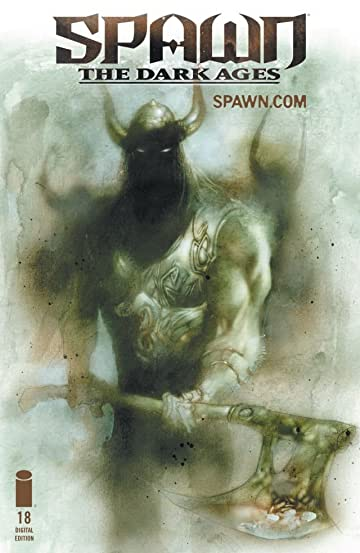 Spawn: The Dark Ages #18