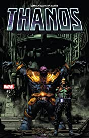 Thanos (2016-) #5
