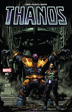 Thanos (2016-2018) #5
