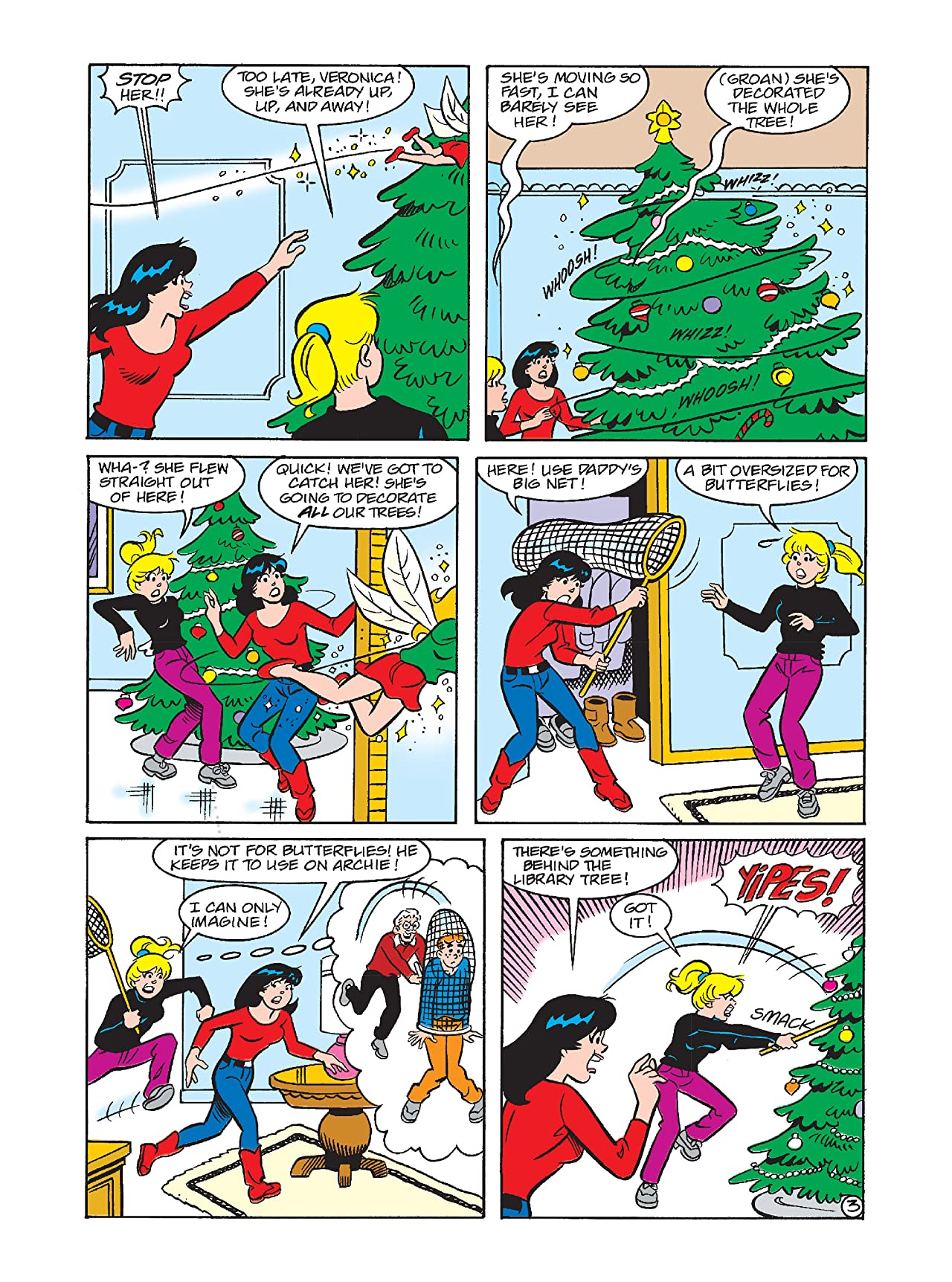 Betty & Veronica Double Digest #217
