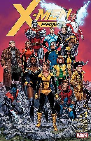 X-Men Prime (2017) No.1