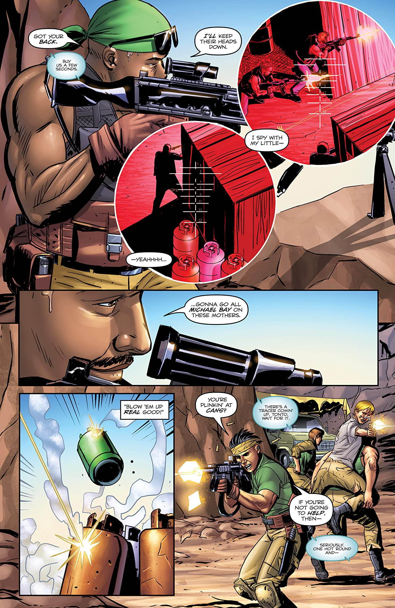 G.I. Joe: Special Missions #7