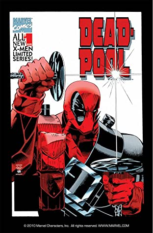 Deadpool (1994) No.1