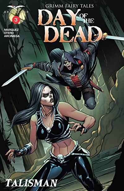 Day of the Dead #3 (of 6) - Comics by comiXology