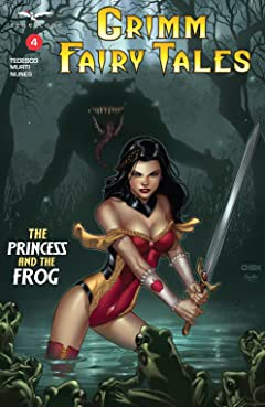 Grimm Fairy Tales (2016-) #4