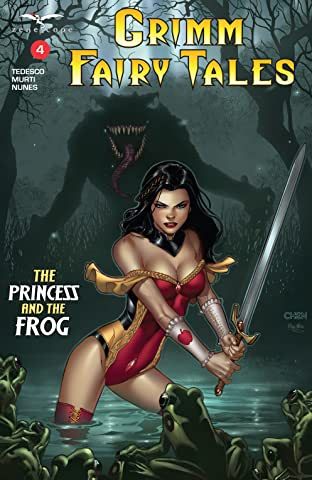 Grimm Fairy Tales (2016-) No.4