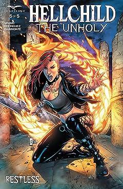 Hellchild: The Unholy #5