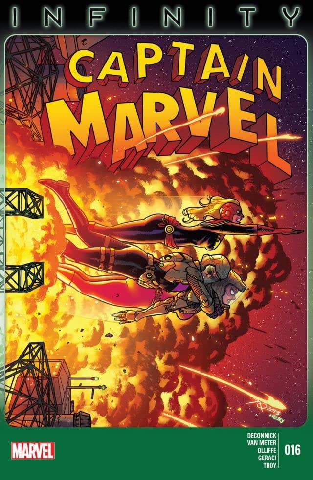 Captain Marvel (2012-2013) #16