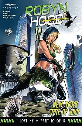 Robyn Hood: I Love NY #10