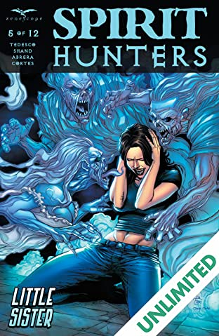 Spirit Hunters #5 (of 12)