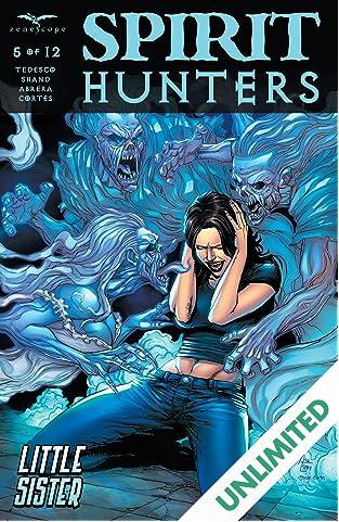 Spirit Hunters #5 (of 12)