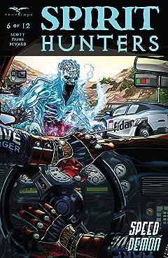 Spirit Hunters #6 (of 12)