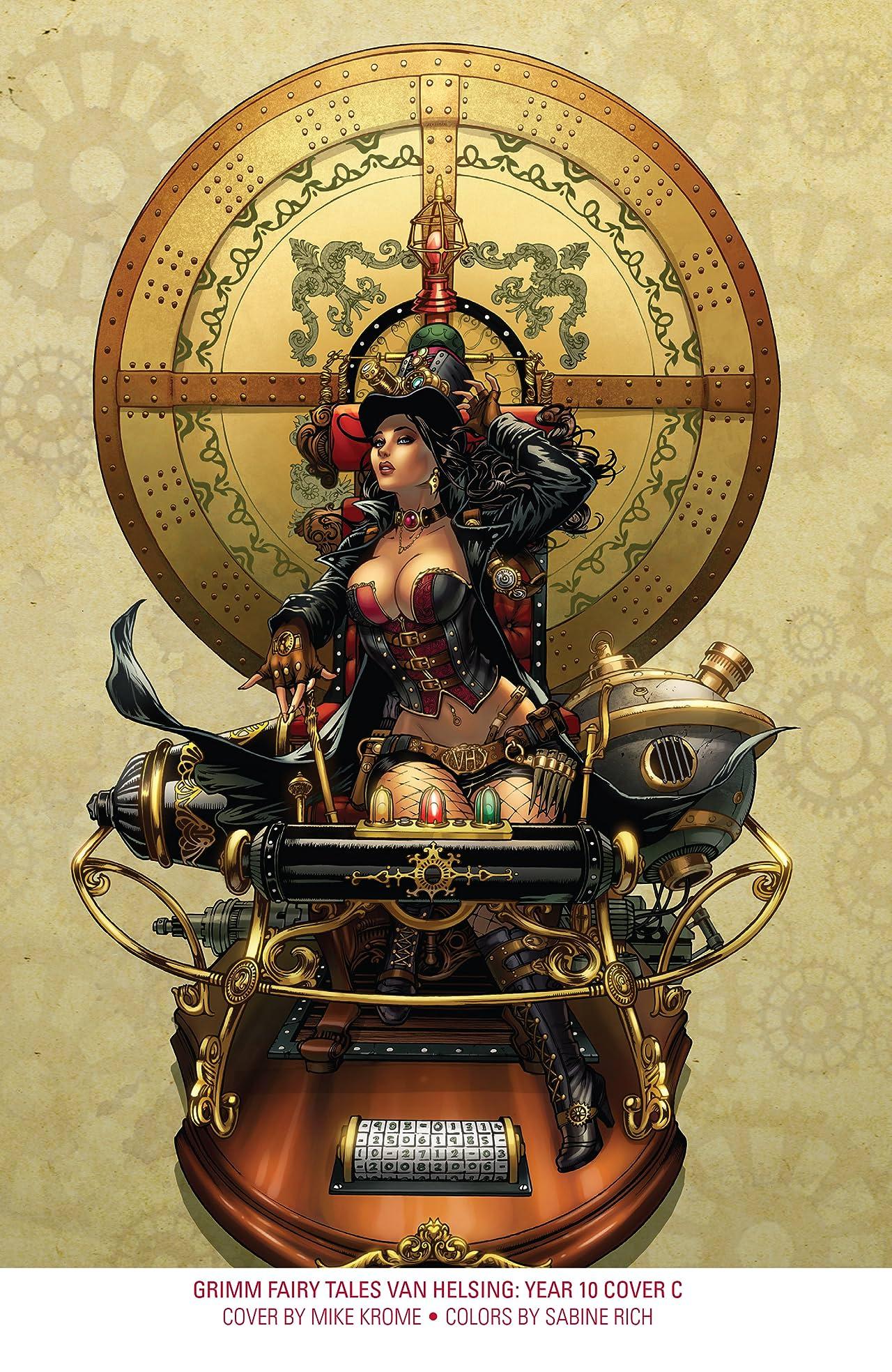 Van Helsing Cover Gallery