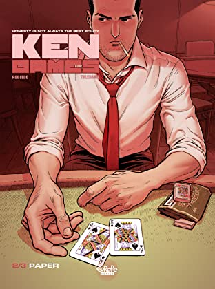 Ken Games Tome 2: Paper