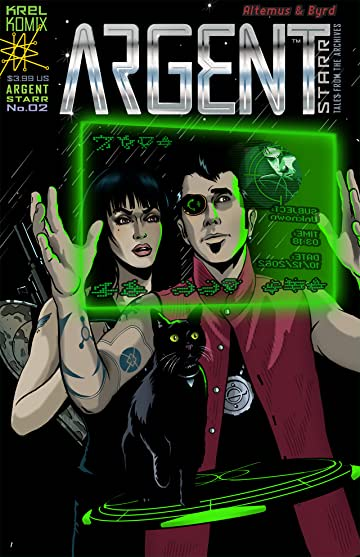 Argent Starr: Tales From the Archives #2