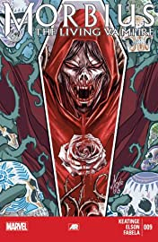 Morbius: The Living Vampire (2013) #9