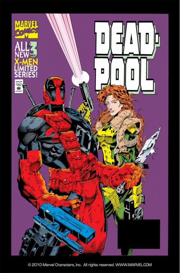 Deadpool (1994) #3