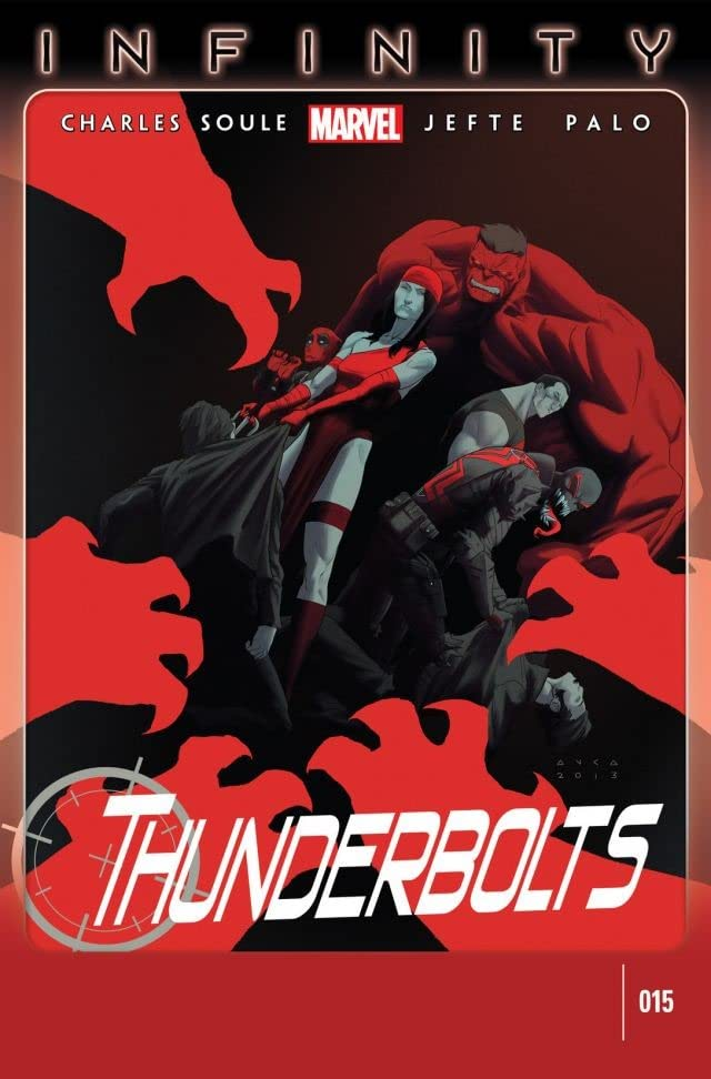 Thunderbolts (2012-) #15