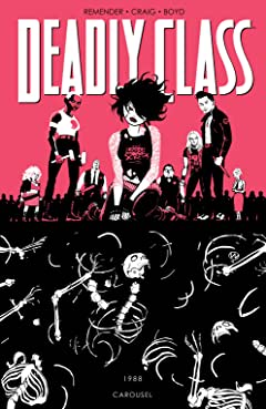Deadly Class Tome 5: Carousel
