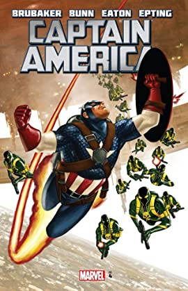 Captain America By Ed Brubaker Vol. 4