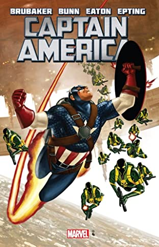 Captain America By Ed Brubaker Tome 4