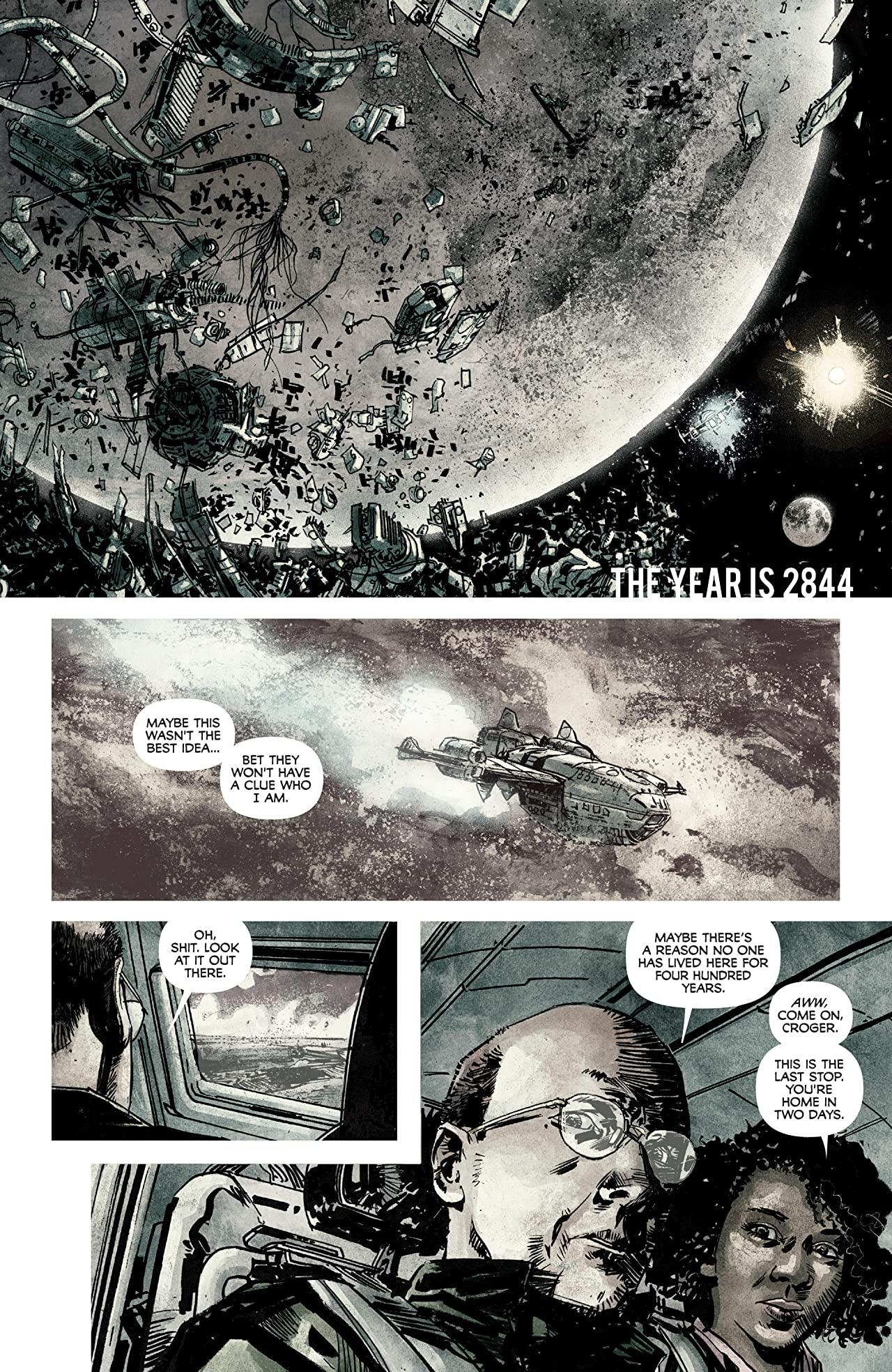 Invisible Republic Vol. 3