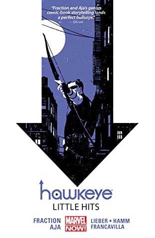 Hawkeye Tome 2: Little Hits