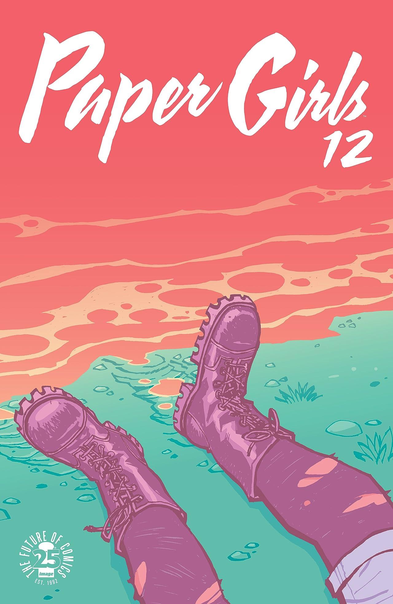 Paper Girls #12