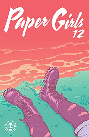 Paper Girls No.12