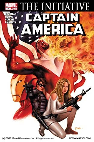 Captain America (2004-2011) #29