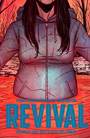 Revival Tome 8: Stay Just a Little Bit Longer