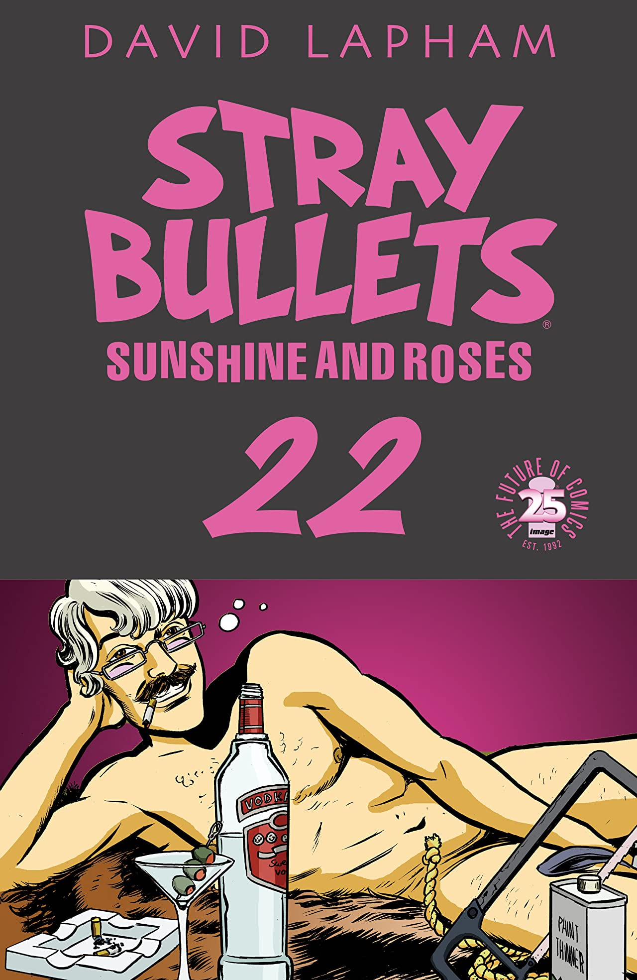 Stray Bullets: Sunshine & Roses #22