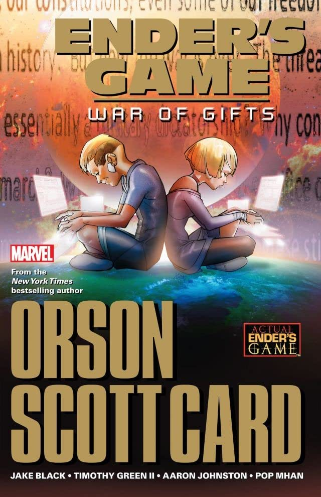 Ender's Game: War of Gifts Collection