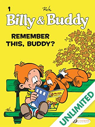 Billy & Buddy Vol. 1: Remember This, Buddy?