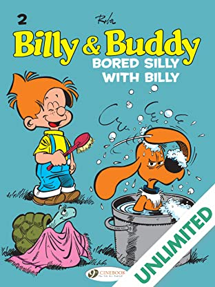 Billy & Buddy Vol. 2: Bored Silly With Billy