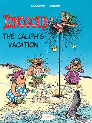Iznogoud Tome 2: The Caliph's vacation