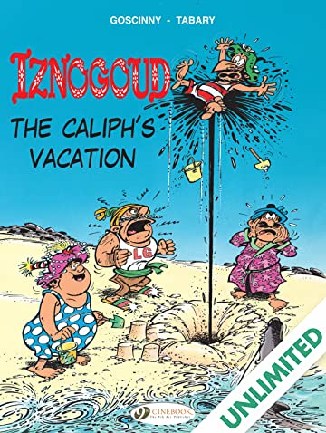 Iznogoud Vol. 2: The Caliph's vacation