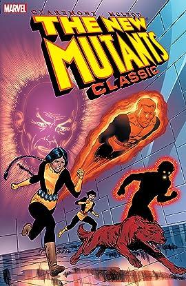 New Mutants Classic Vol. 1